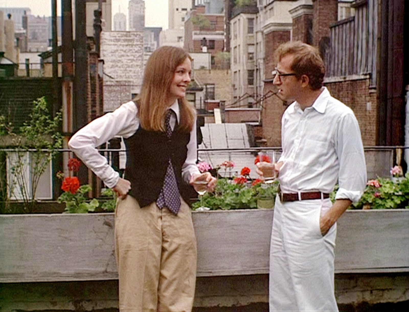 Annie Hall - three scenes (movie clips by Woody Allen ...